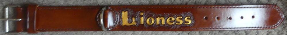 LION COLLAR