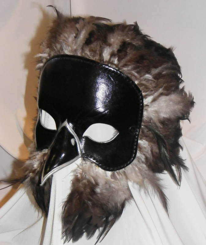 LEATHER MASK 4