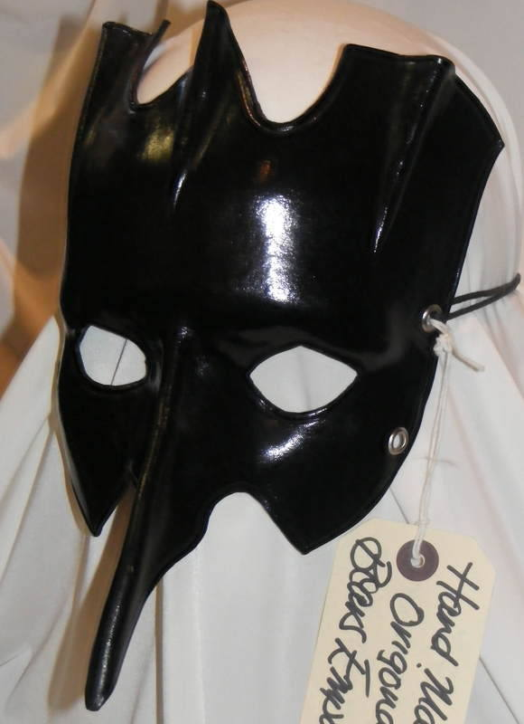 LEATHER MASK 8