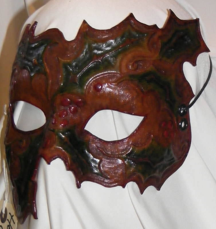 LEATHER MASK 15