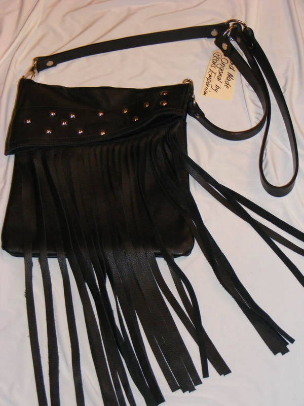 LEATHER HAND BAG 7