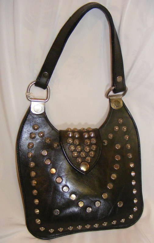 LEATHER HAND BAG 8