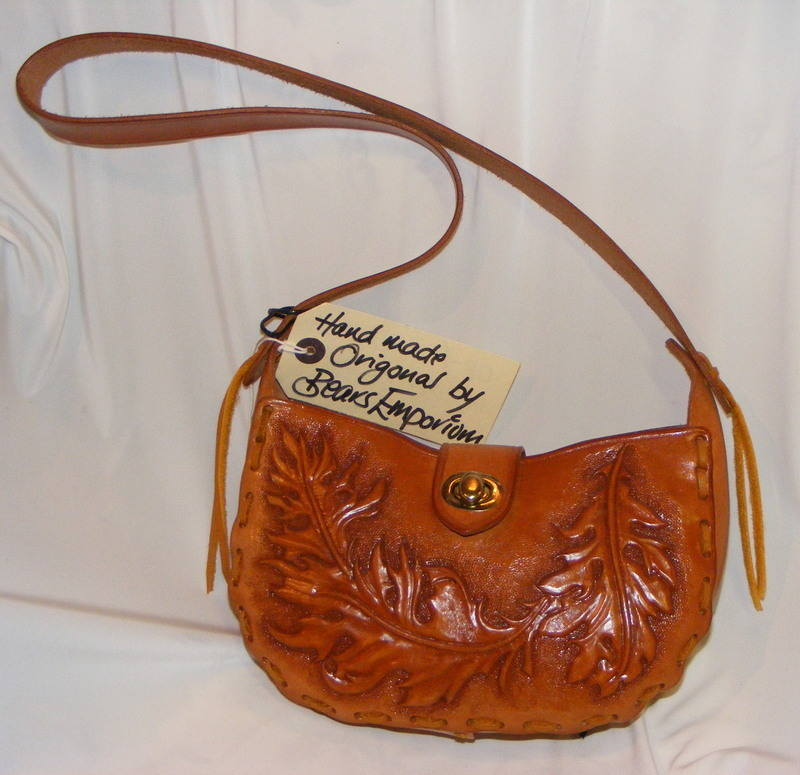 LEATHER HAND BAG 9