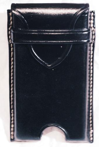 pouch flap