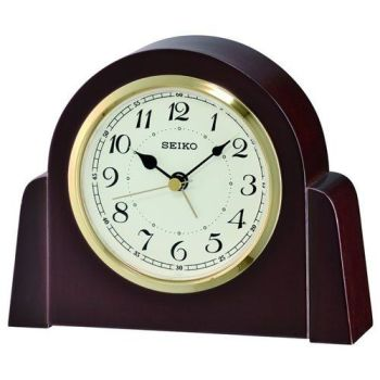 Seiko Wooden Retro Mantel Clock