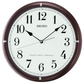 Seiko RC wall clock QXR303B