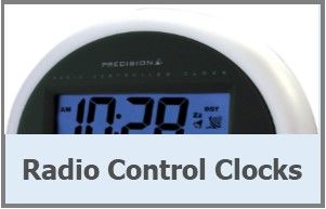 <!-- 001 -->Radio Controlled Clocks