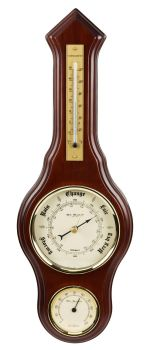 Medium Banjo Barometer by Wm Widdop
