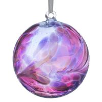 10cm Amethyst Friendship Ball