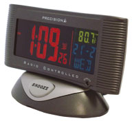 PREC0019 Radio Controlled Alarm Clock