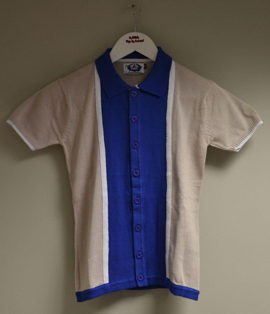 Ladies Knit Polo