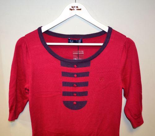 Fred Perry Knitwear Dress