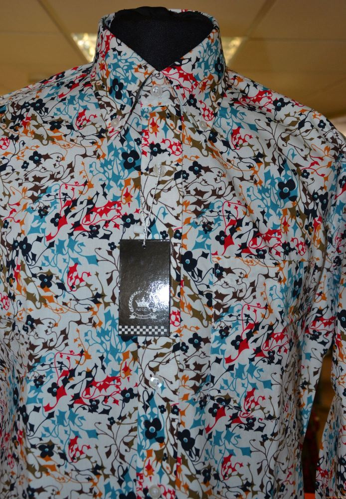 Retro Multicolour Shirt