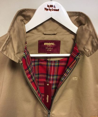 Merc Tan Harrington