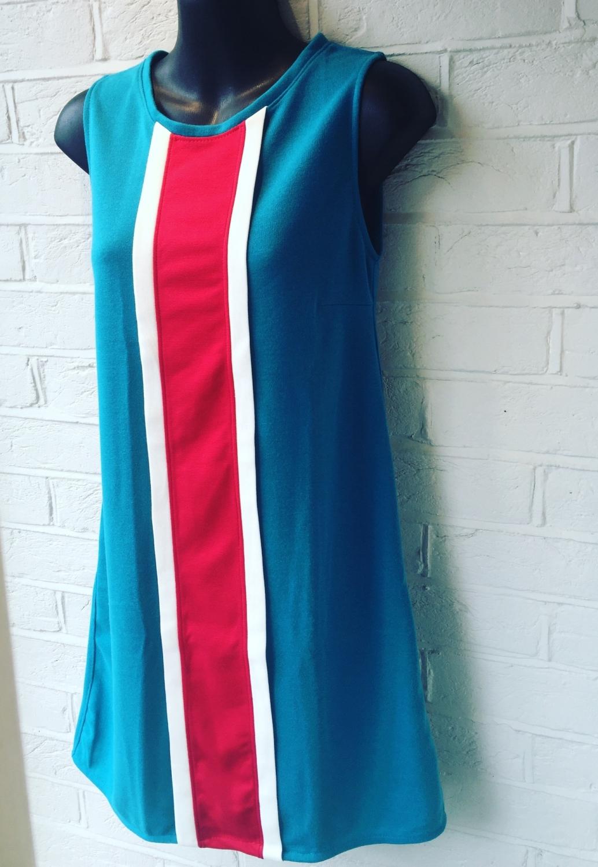 Mod style dress
