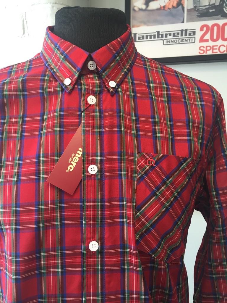 Merc Tartan Shirt
