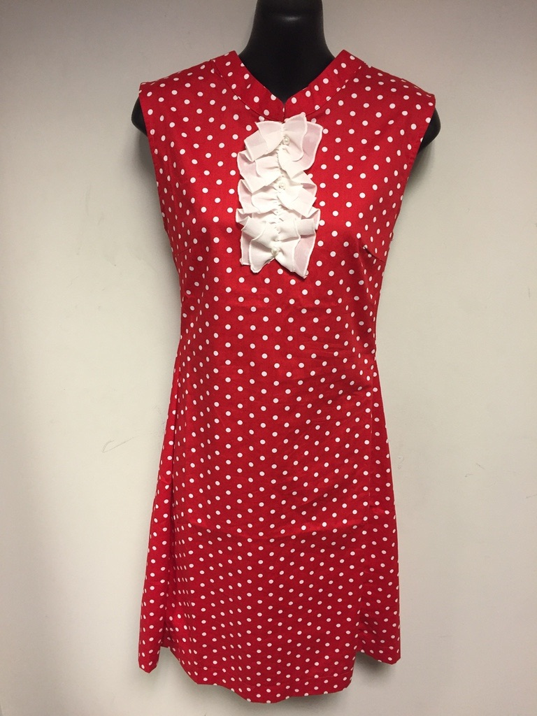 Red Dot Dress