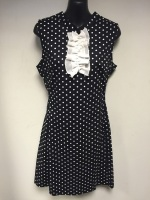 Black Dot Dress