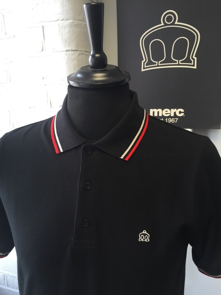 Merc Card Polo Shirt