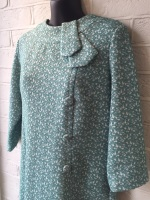 1960s Jade Dress