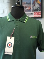 Lambretta Green Polo