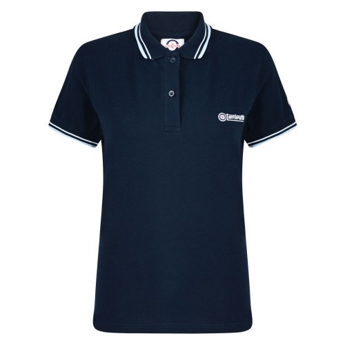 Lambretta Ladies Polo Shirt