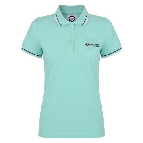 Lambretta Ladies Polo Shirt