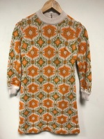 1960s Knitted Dress