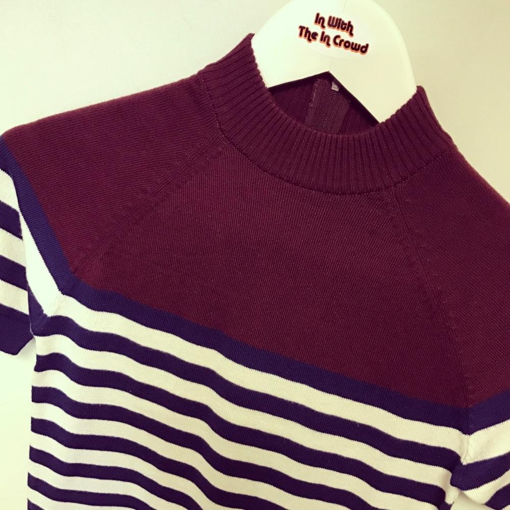 Stripe Knitwear
