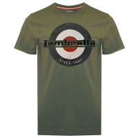 Lambretta Target T-Shirt