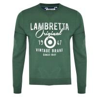 Lambretta Green Sweatshirt