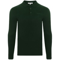 Lambretta Knit Polo Green