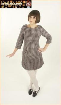 'Hopkirk' A-line Dress
