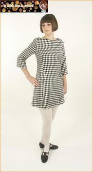 'Boyd' A-line Dress