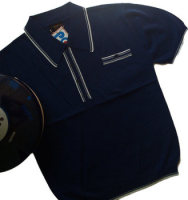 POP Polo Knitwear Blue