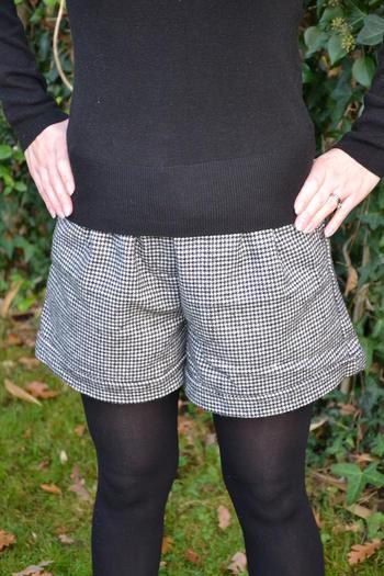 Dogtooth Shorts CU