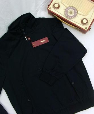 Merc Navy Harrington