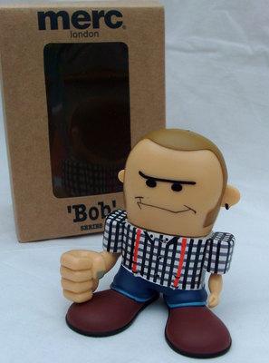 Merc Figurine 'Bob'