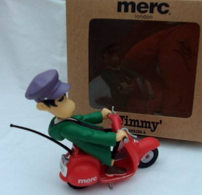 Merc Figurine 'Jimmy'