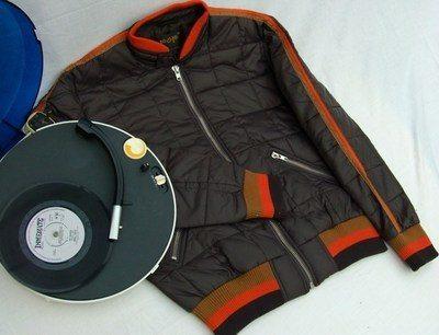 POP Mens Racing Jacket