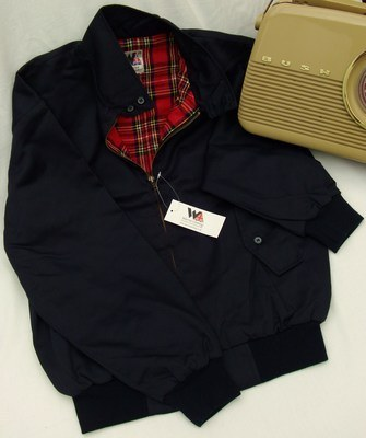 Warrior Navy Harrington