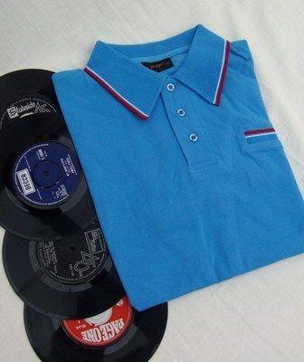 POP Blue Polo