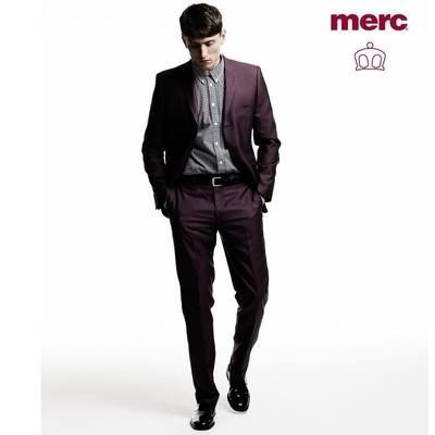 Merc Tonic Suit Trousers