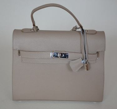 Anna 33 Taupe Front