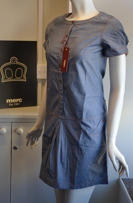 Merc Blue Dress