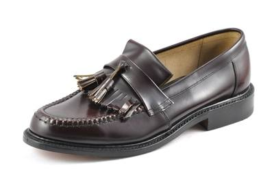 Loake Oxblood Loafer