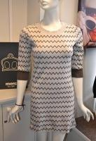 Merc Jacquard Dress