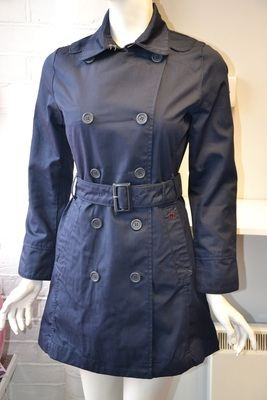 Merc Trench Coat