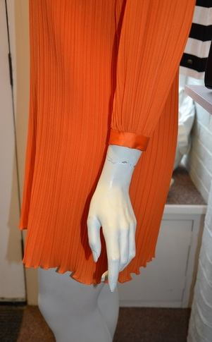 Orange Dress Cuff
