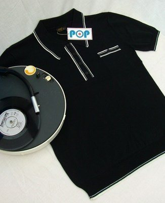 POP London Polo Knitwear